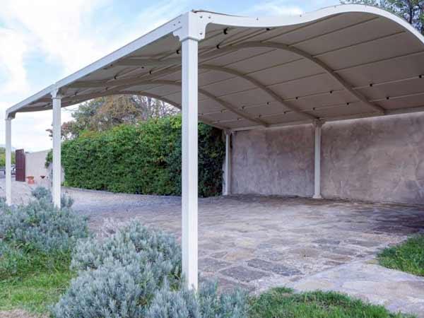 Installazione-carport-auto-acciaio-sassuolo